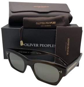 216994edf5 Oliver Peoples OLIVER PEOPLES Sunglasses ISBA 5376SU 157639 Military  w Grey+GoldTone