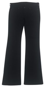 7 For All Mankind Boot Cut Pants black