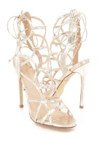 Liliana Metallic Gold Sandals