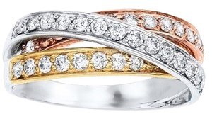 Kay Jewelers Tri-color Gold