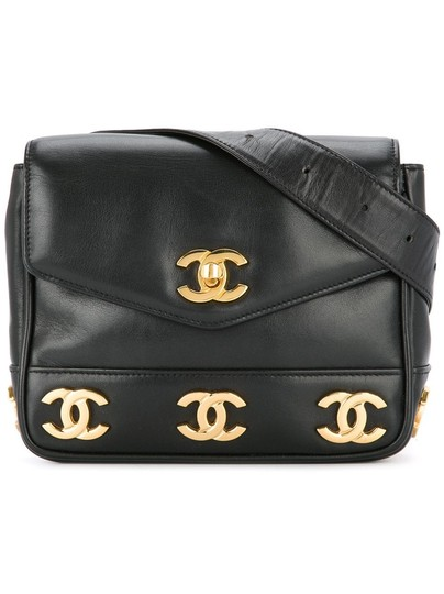 Chanel Fanny Pack Red Waist Bum Cross Body Bag Image 1