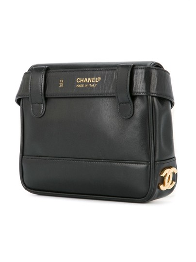 Chanel Fanny Pack Red Waist Bum Cross Body Bag Image 2