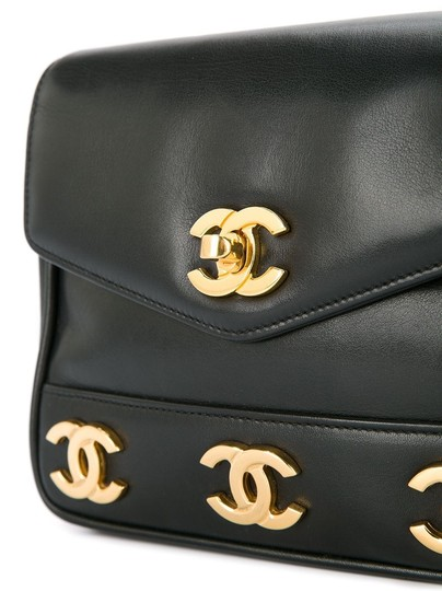 Chanel Fanny Pack Red Waist Bum Cross Body Bag Image 4