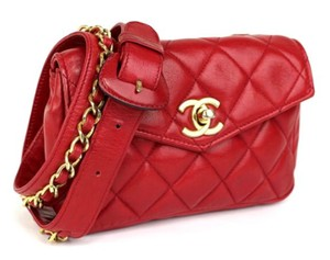 Chanel Fanny Pack Waist Bum Cross Body Bag