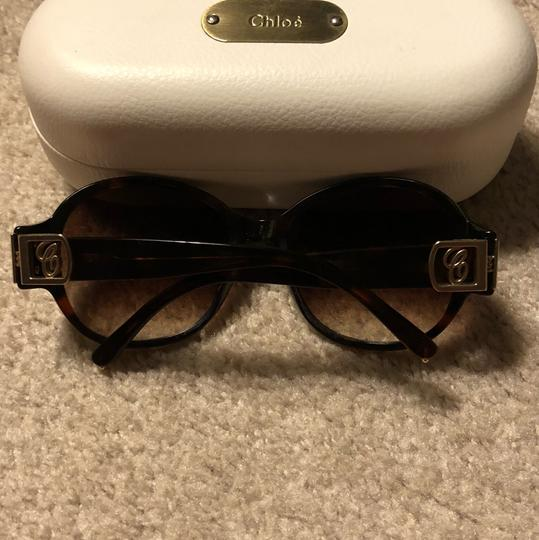 c35bddbd0c2b Chloé Tortoise Brown Chole 2241 C02 Gradient with Case Sunglasses ...