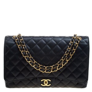 Chanel Doubleflap Quilted Shoulder Bag