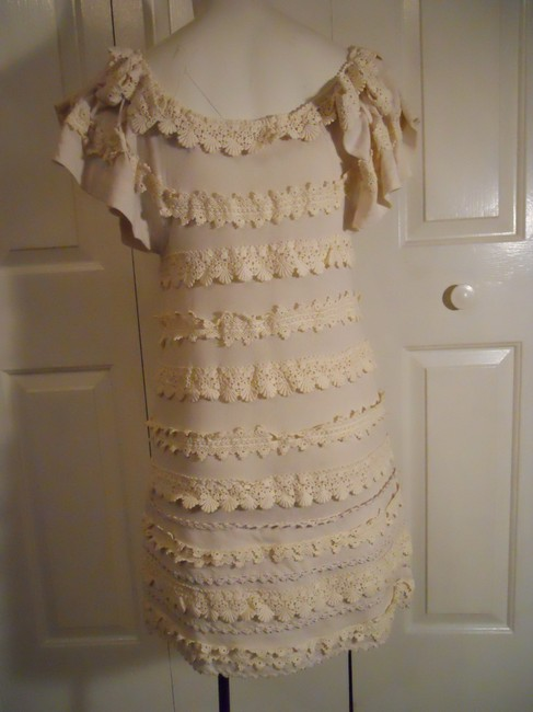 Leifsdottir Lace Knit Dress Image 1