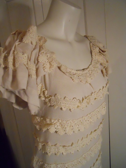 Leifsdottir Lace Knit Dress Image 3