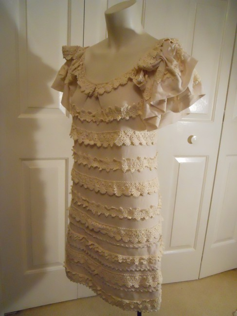 Leifsdottir Lace Knit Dress Image 6