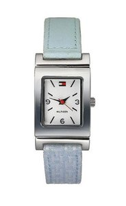 Tommy Hilfiger Tommy Hilfiger Female Dress Watch 1700229 Blue Analog