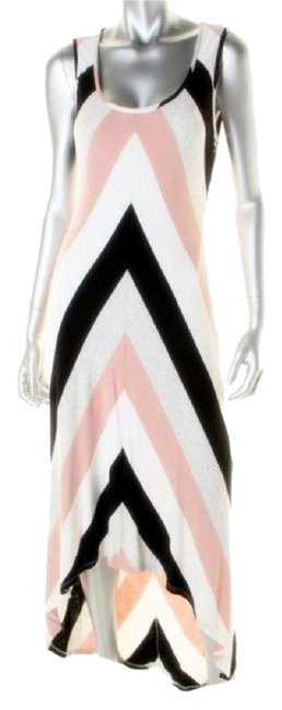 Preload https://item1.tradesy.com/images/red-haute-multicolor-hi-lo-high-low-casual-maxi-dress-size-12-l-2289430-0-0.jpg?width=400&height=650