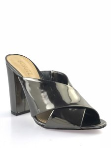 SCHUTZ Metallic Brown Sandals