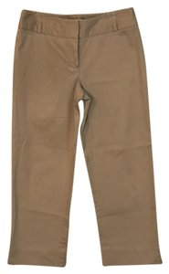 White House | Black Market Capris Beige