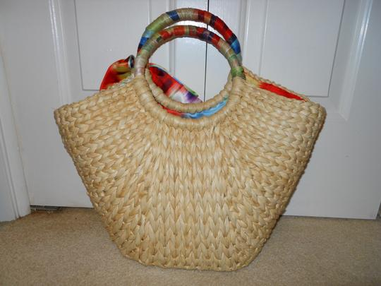 Ted Baker Straw Tote