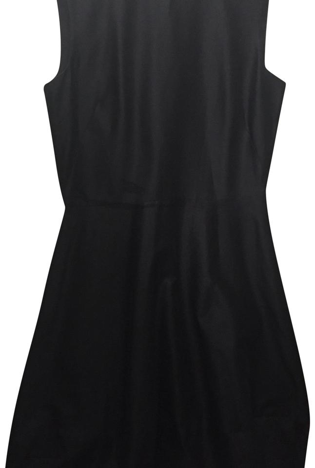 44b281ddc COS Black Cocoon Skirt In Biscuit Cocktail Dress Size 8 (M) - Tradesy