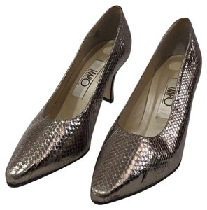 Impo Pewter Silver Pumps