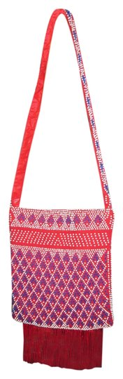 Preload https://img-static.tradesy.com/item/2289490/vintage-with-like-new-interior-lining-no-beads-missing-zipper-on-red-white-and-blue-beaded-purse-sho-0-0-540-540.jpg