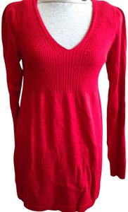 Duo Maternity Duo Maternity V-Neck Sweater