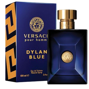Versace Versace Dylan Blue For Men 3.4 OZ / 100 ML EDT Spray New in box Sealed