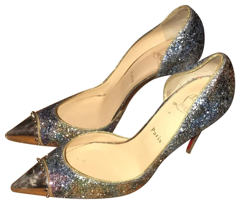 lowest price de946 3403c Rainbow Sparkles Pumps