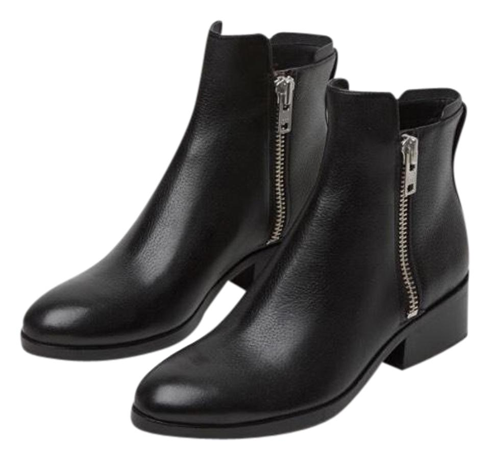 ac294110edd67 3.1 Phillip Lim Alexa Shearling Boots Booties Size US 6 Regular (M ...