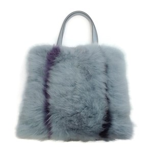 Tod's Tote in Blue / Purple