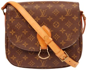 Louis Vuitton St Cloud Gm St Cloud Monogram Cross Body Bag