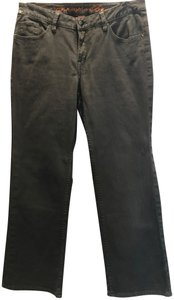 Christopher Blue Boot Cut Jeans-Dark Rinse