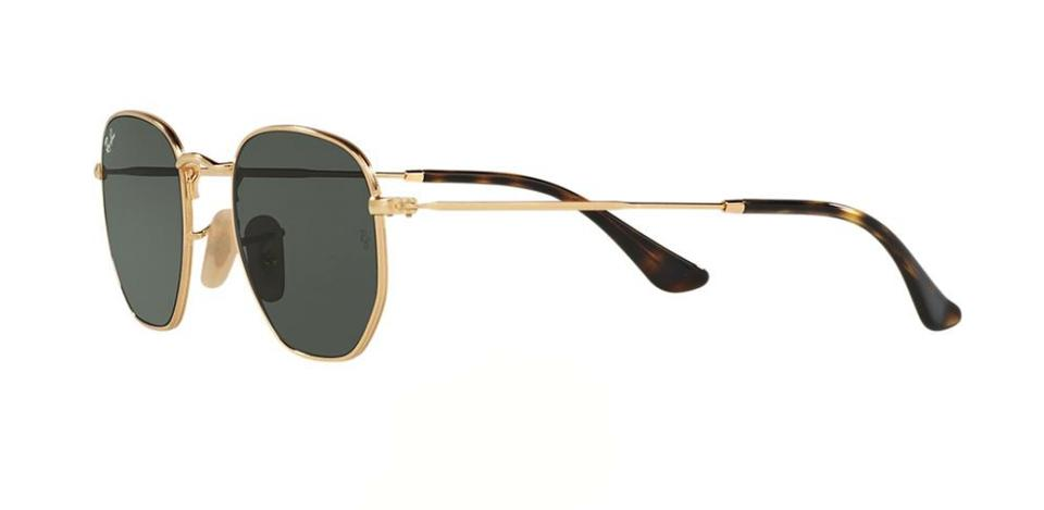 5a4265c33f Ray-Ban Gold New Hexagon - Rb 3548 001