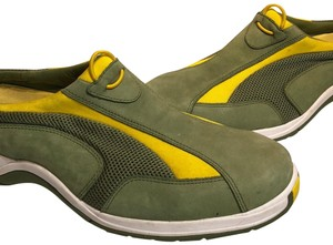Cole Haan green Athletic