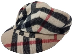 dcf7c927d0a Red Burberry Hats - Up to 70% off at Tradesy
