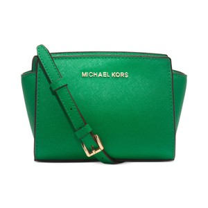 Michael Kors Mini Leather Cross Body Bag