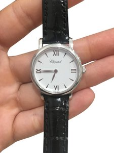 06ce36b7782e0 White Chopard Watches - Up to 70% off at Tradesy