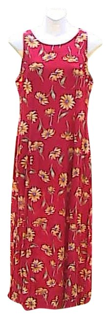 Preload https://item1.tradesy.com/images/my-michelle-floral-sleeveless-long-casual-maxi-dress-size-6-s-2289760-0-0.jpg?width=400&height=650