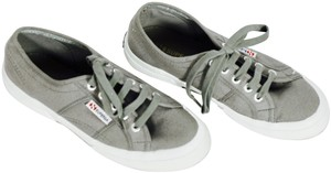 Superga Cotu Classic Lace Sneaker Grey Sage Athletic