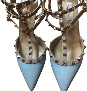Valentino Tiffany blue Pumps