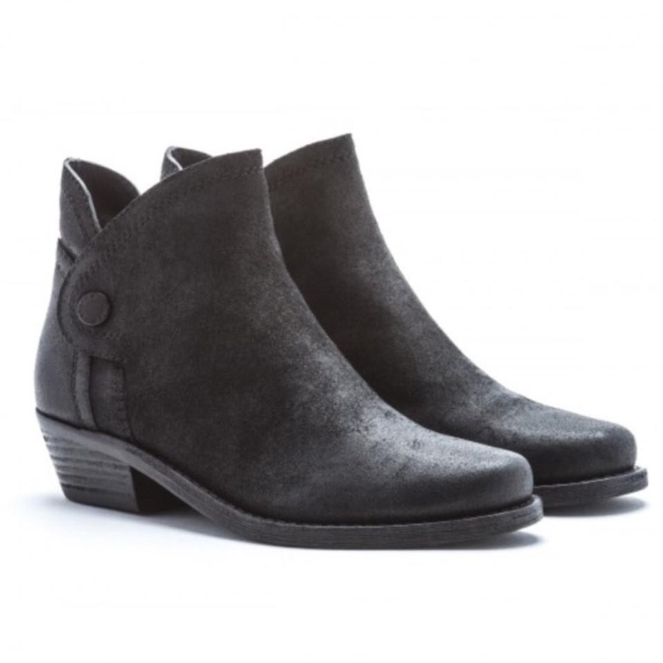 WOMENS Black Andrew Marc Black WOMENS 234567 Boots/Booties Aesthetic appearance f2daff