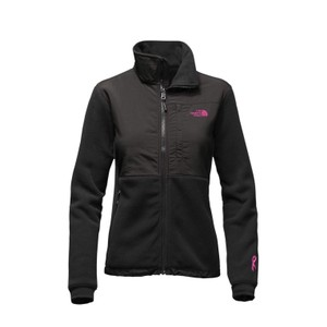 The North Face black, pink Jacket