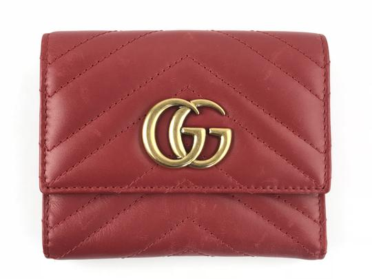 a7ac5775cddc Gucci Marmont Matelasse Wallet Review | Stanford Center for ...