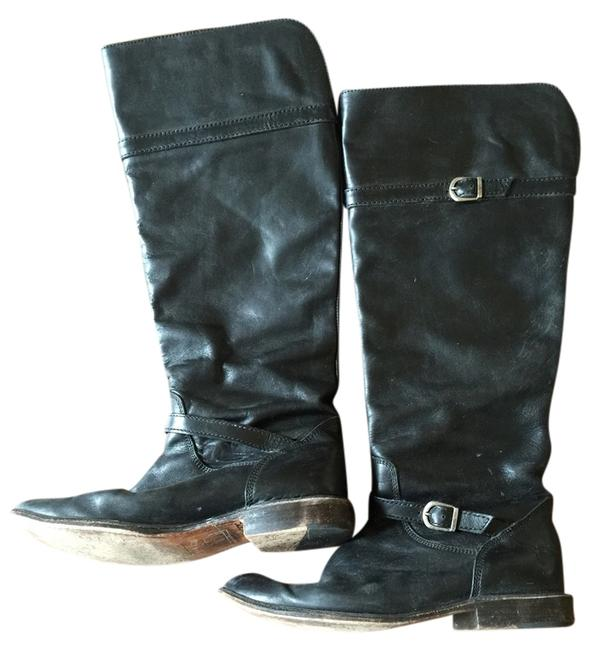 Frye Black Boots/Booties Size US 6.5 Regular (M, B) Frye Black Boots/Booties Size US 6.5 Regular (M, B) Image 1