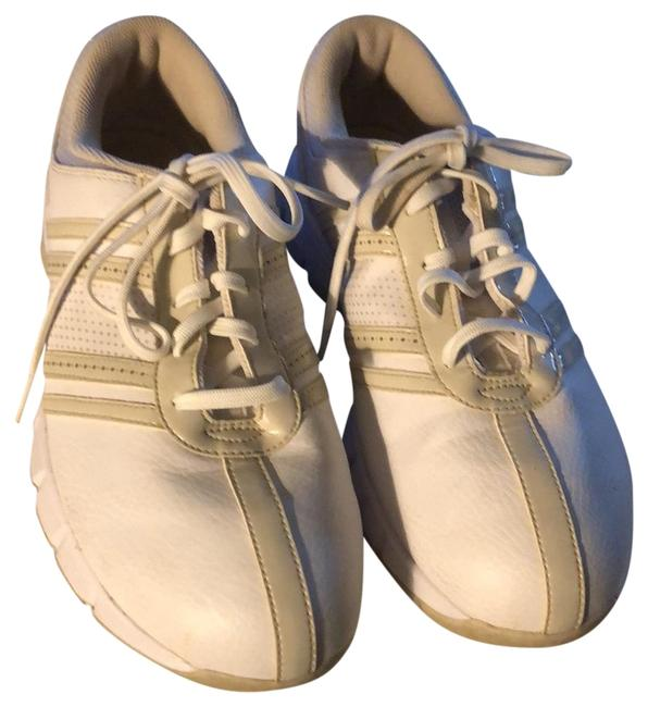 Item - White/Taupe Delight Women's Golf Tennis/Athletic Sneakers Size US 8.5 Regular (M, B)
