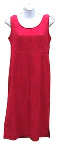 Karin Stevens short dress Red Sleeveless Summer on Tradesy