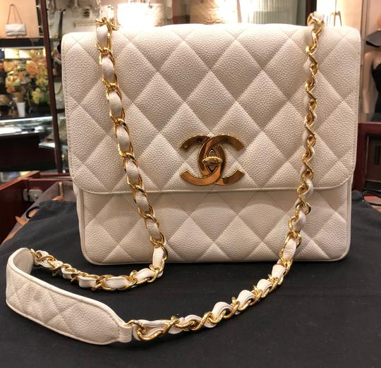 Chanel Elegant Classy Evening Casual Hipster Cross Body Bag