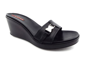 Prada Fashionwish black Sandals