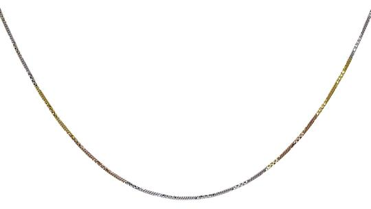 Preload https://img-static.tradesy.com/item/22900542/avital-and-co-jewelry-18k-tri-color-gold-over-silver-20-snake-link-chain-made-in-italy-necklace-0-1-540-540.jpg