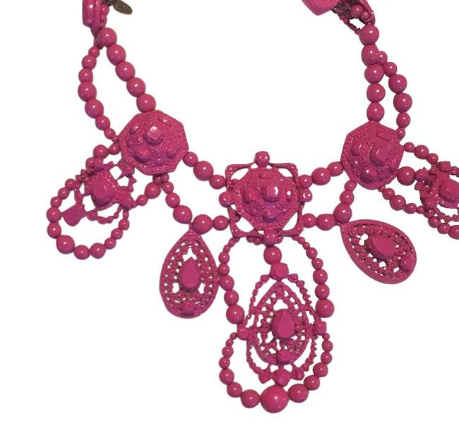 Item - Raspberry/Pink Necklace