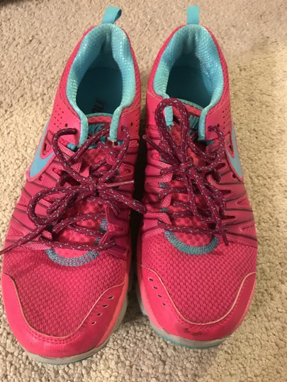 Nike Pink and blue Athletic