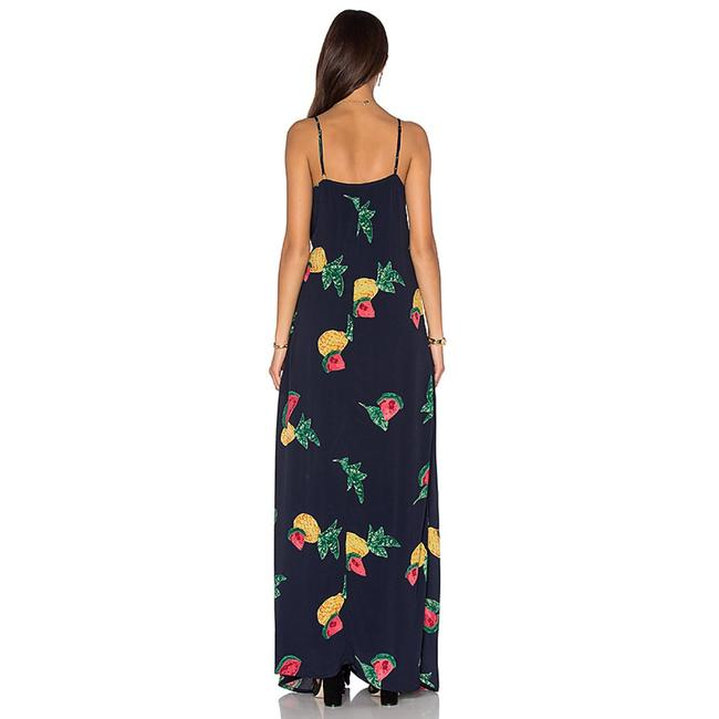 navy Maxi Dress by Privacy Please