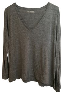Madewell T Shirt Light Gray
