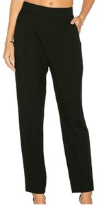 Vince Straight Pants Black